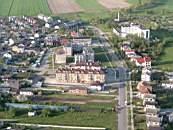 Żuromin ulica Szpitalna widok 2.JPG